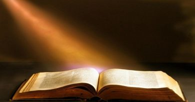 A Bíblia - porque ela é incomparável