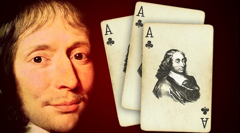 Aposta Pascal - É mais racional crer em Deus do que não crer
