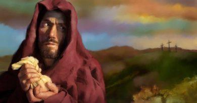 Como Judas morreu?