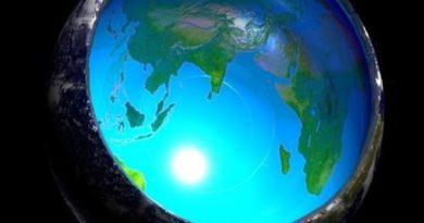 Terra pode ter Oceano subterrâneo três vezes maior que na superfície