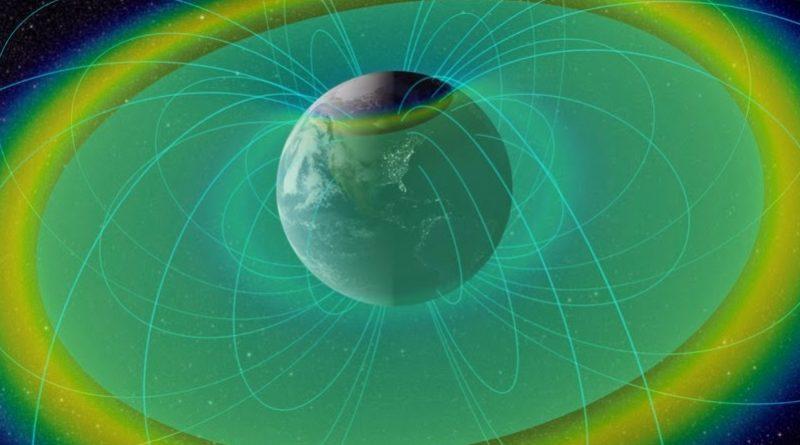 Misteriosa Barreira invisível protege a Terra de radiação cósmica nociva