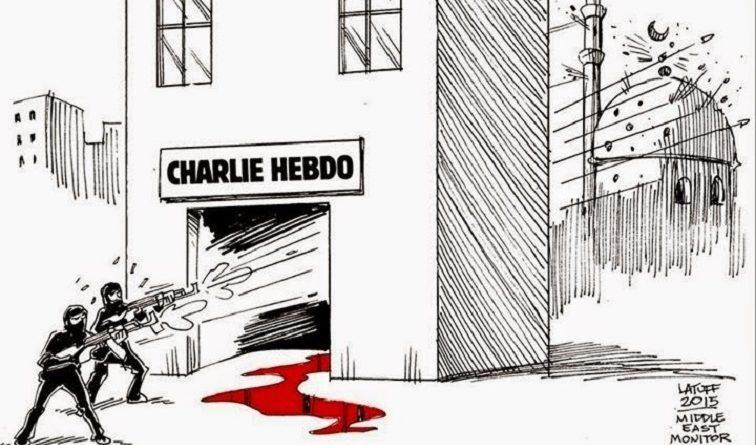 Opinião sobre o atentado a revista Charlie Hebdo