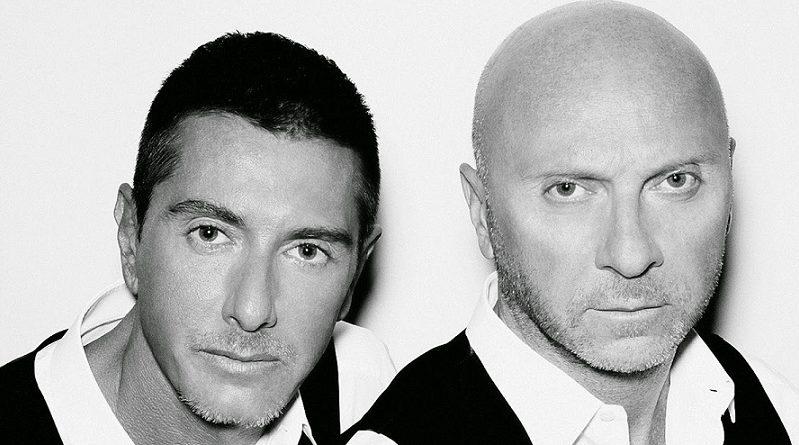 Estilistas Dolce & Gabbana atacados por serem contra inquisição gay