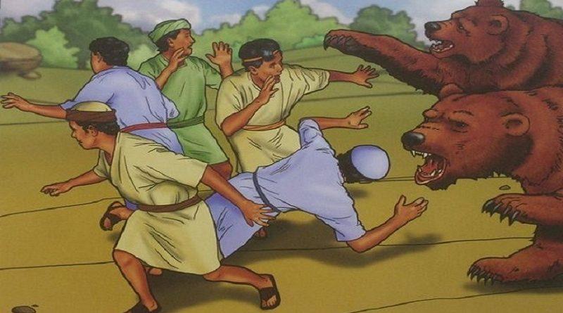 Por que Eliseu amaldiçoou crianças para serem devoradas por ursos