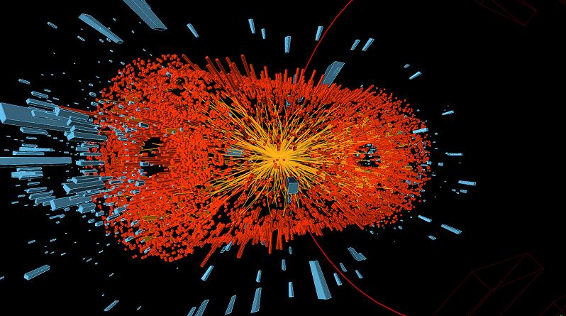 """Simetria da natureza: teste no LHC revela núcleos de matéria e antimatéria """"iguais"""""""