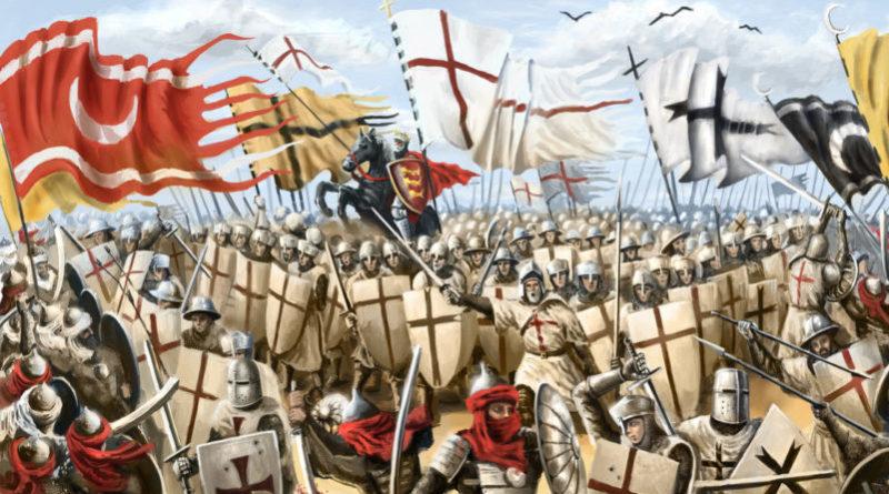 Jihad's Islâmicas vs Cruzadas Cristãs: Qual foi mais implacável?