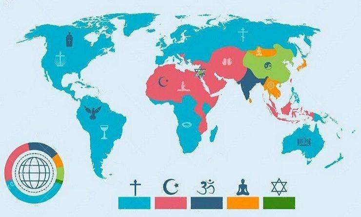 Cristianismo é a maior religião do mundo e ainda será em 2050