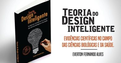Resenha do livro: Teoria do Design Inteligente, de Everton F. Alves