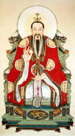 O primeiro e único Deus chinês esquecido, qual relação com Deus bíblico?