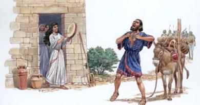 Deus aceita sacrifício humano? Jefté sacrificou sua filha à Deus?