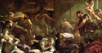 A ordem de Deus para exterminar os Cananeus foi moralmente errada?