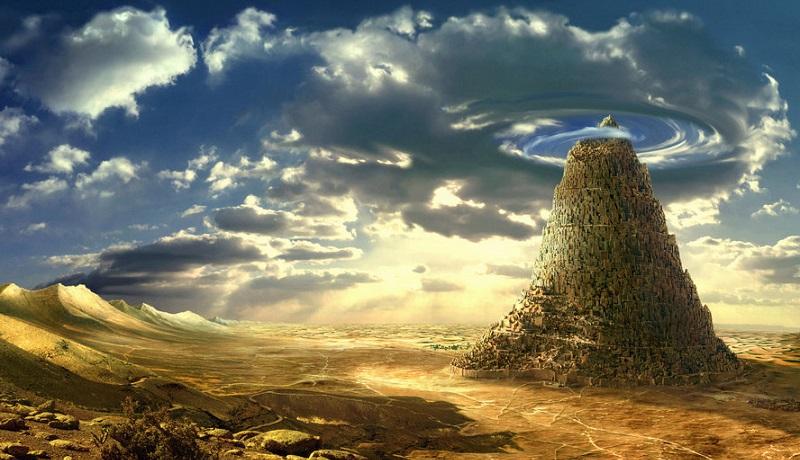 Em Jesus nós saimos, estamos fora de Babel