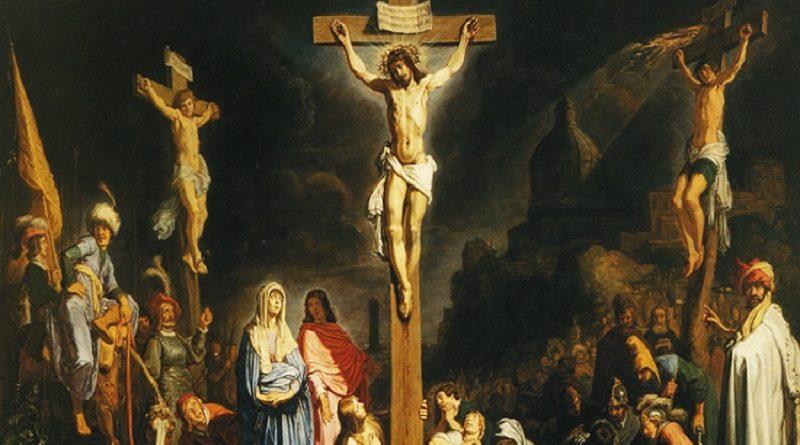 2 testemunhas não bíblicas da escuridão na crucificação de Jesus