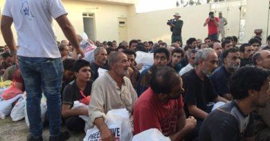 Cristãos visitam e levam comida e água para terroristas presos do Estado Islâmico