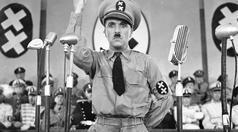 Chaplin era ateu e Hitler era cristão?