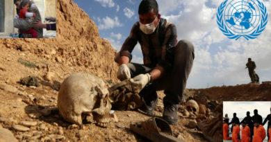 Dia Internacional dos Direitos Humanos ONU ignora genocídio de Cristãos