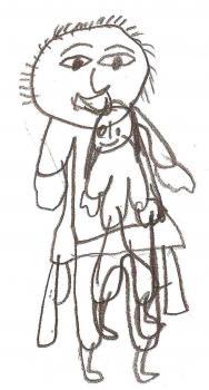 Desenhos De Criancas Indefesas Indicam Que Elas Sofreram Abuso Sexual